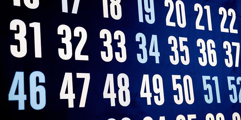 Spil bingo og banko i den lokale bankohal