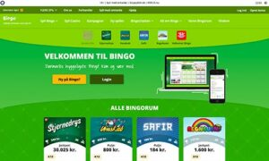 Danske Spil Bingo er Danmarks største bingoudbyder