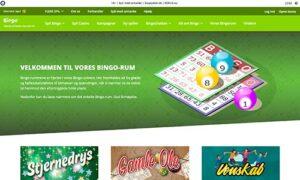 Du finder pænt mange bingorum hos Danske Spil Bingo