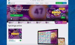 Spilnu Bingo byder på egenproduceret software - og den er lækker!
